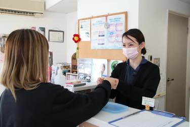 新型コロナウイルス対策として追加で行っている取り組み